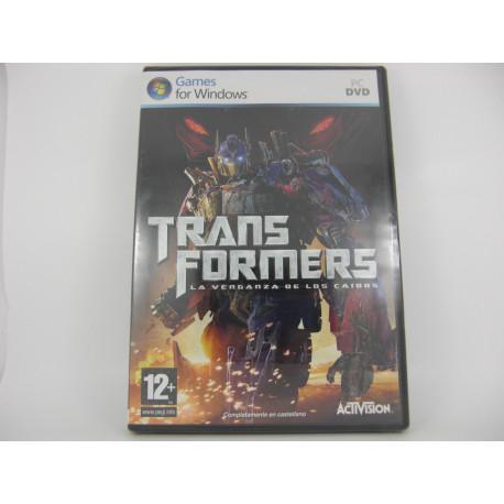 Transformers Venganza de los Caidos
