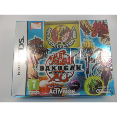 Bakugan Battle Brawlers + Bola de Colecc