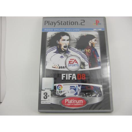 FIFA 08 - Platinum