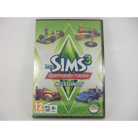Los Sims 3: Quemando Ruedas Accesorios