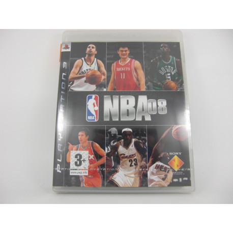 NBA 08 (Sony)