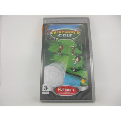 Everybody's Golf - Platinum