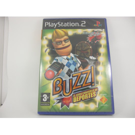 Buzz! El Gran Concurso de Deportes