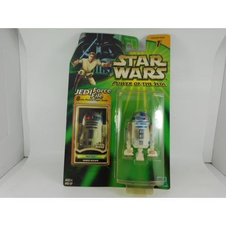 R2-D2 Naboo Escape - POTJ