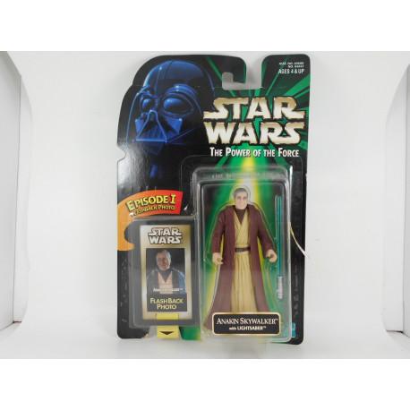 Anakin Skywalker with Ligthsaber