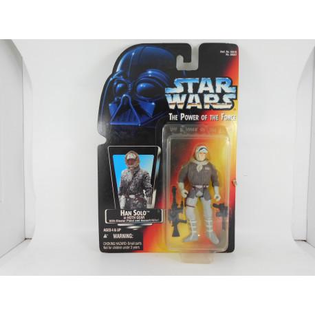 Han Solo In Hoth Gear (Blister Rojo)