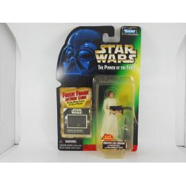 Princess Leia Organa With Blaster Rifle