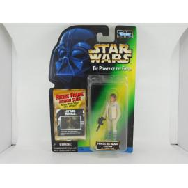 Princess Leia Organa In Hoth Gear
