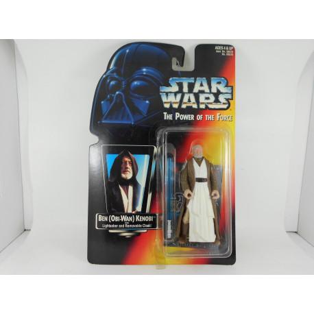 Ben (Obi Wan) Kenobi - Blister rojo