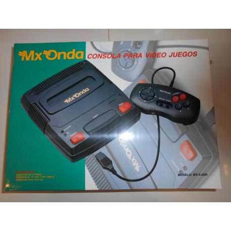 Mx Onda -Compatible Nintendo NES- NUEVA