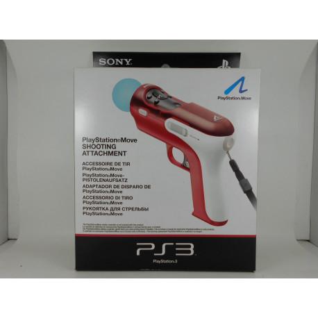 PS3 Motion Controller Gun Attachement