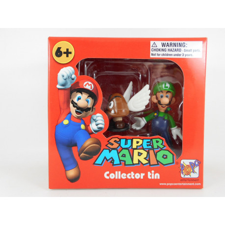 Super Mario Collector Tin (1 Unidad)