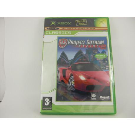 Project Gotham Racing 2 - Classics