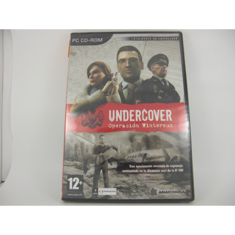 Undercover Operacion Wintersun