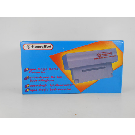 Snes Honey Bee Converter