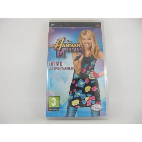 Hannah Montana: Vive el Espectaculo