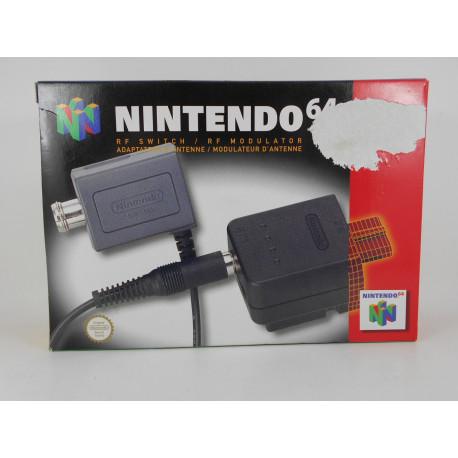 Nintendo 64 RF Unit  Nintendo