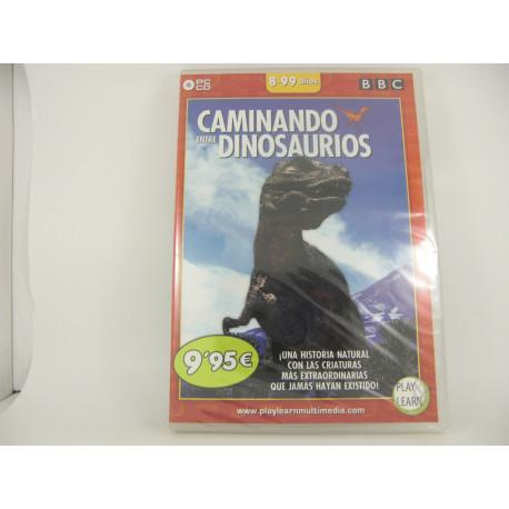 Caminando entre Dinosaurio BBC