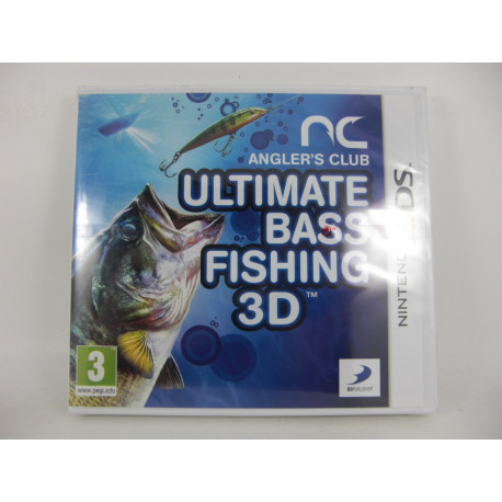 Ultimate Bass Fishing 3D
