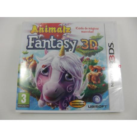 Animalz Fantasy 3D