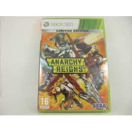 Anarchy Reigns - Limited Edition - U.K.