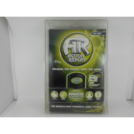 Xbox Datel Action Replay