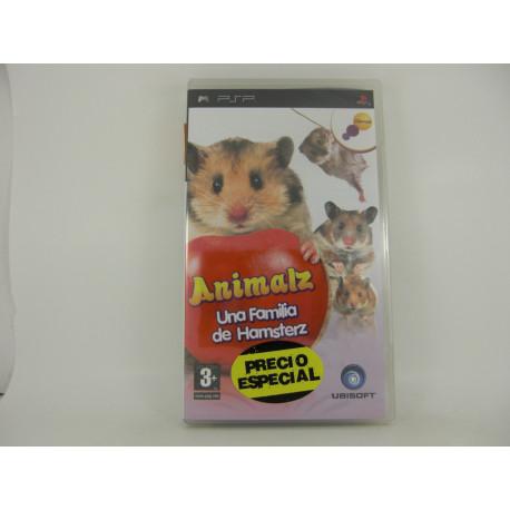 Animalz: Una Familia de Hamsterz