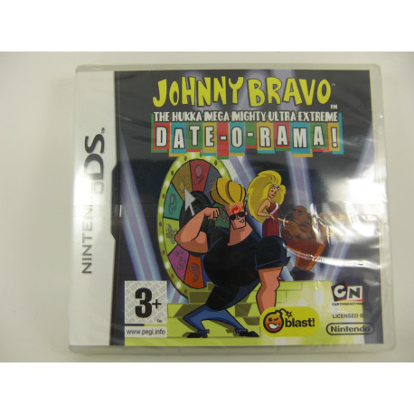 Johnny Bravo: Date-O-Rama