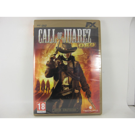 Call of Juarez - Oro
