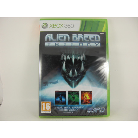 Alien Breed Trilogy - U.K.