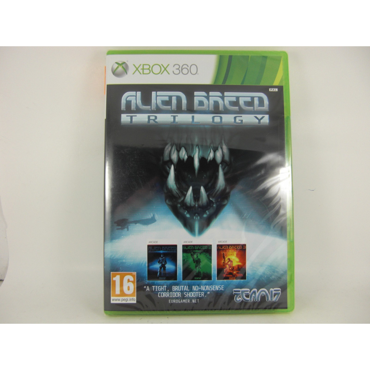 ofertas xbox 360 alien breed trilogy uk chollogames