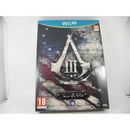 Assassin's Creed III - Join or Die Edition U.K.