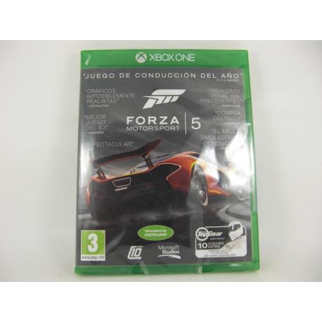 Forza Motorsport 5 - Juego de Conducción del Año
