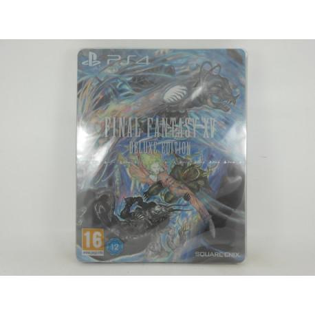 Final Fantasy XV - Deluxe Edition U.K.