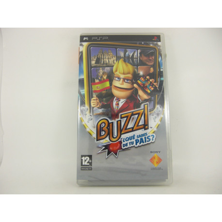 Buzz! ¿Que Sabes de tu Pais?