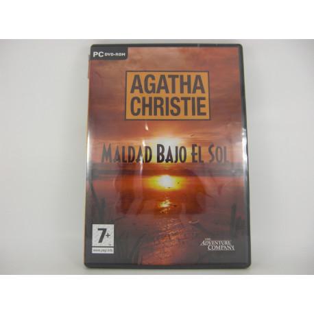 Agatha Christie: Maldad Bajo El Sol