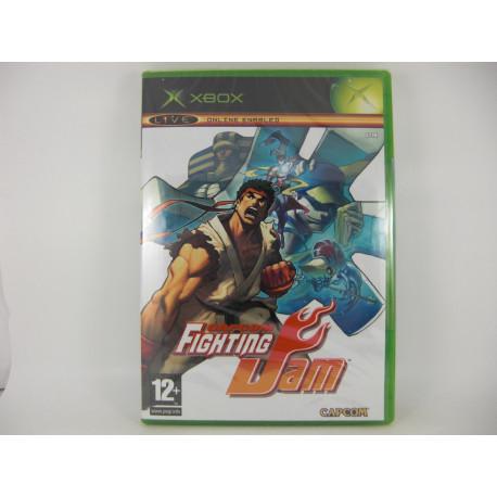 Capcom Fighting Jam - U.K.