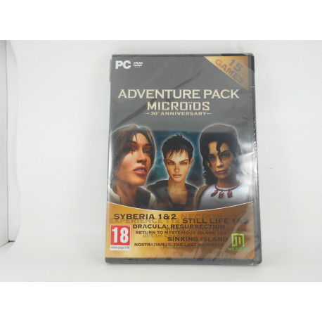 Adventure Pack Microïds - 30th Anniversary