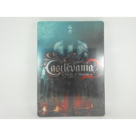 Castlevania Lords of Shadows 2 Steelbook