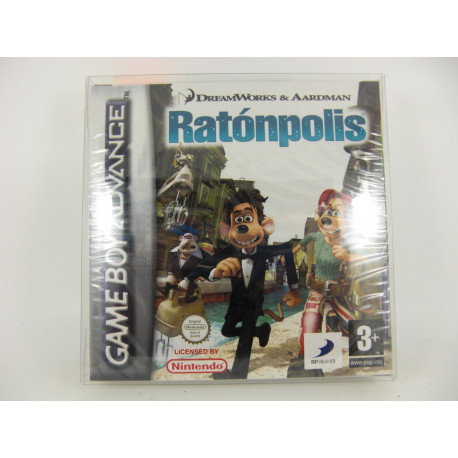 Ratonpolis (Flushed Away)