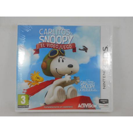Carlitos y Snoopy - El Videojuego