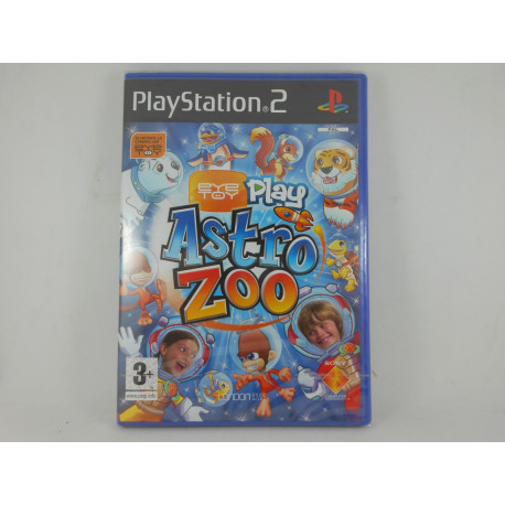 Eye Toy: Play Astro Zoo