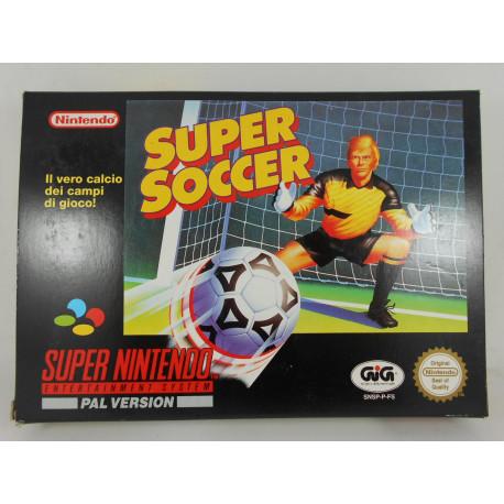 Super Soccer - Italiano