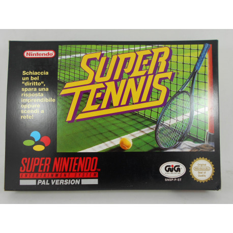 Super Tennis - Italiano