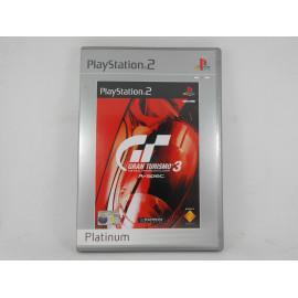 Gran Turismo 3: A-Spec - Platinum.