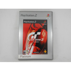 Gran Turismo 3: A-Spec - UK - Platinum