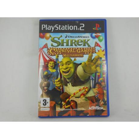 Shrek Carnival Games