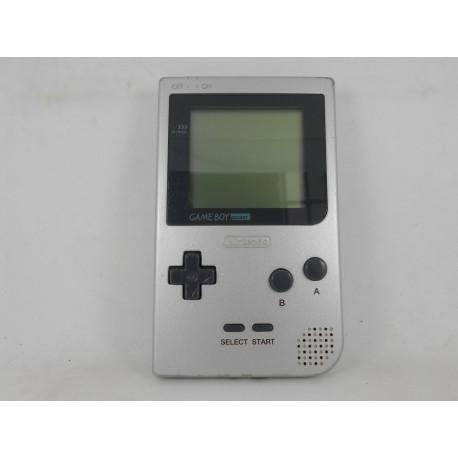 Game Boy Pocket Silver