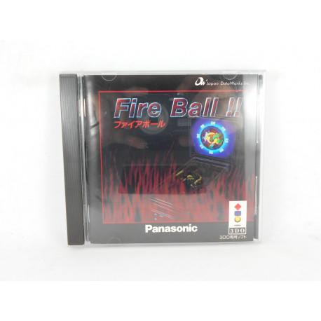Fire Ball !!