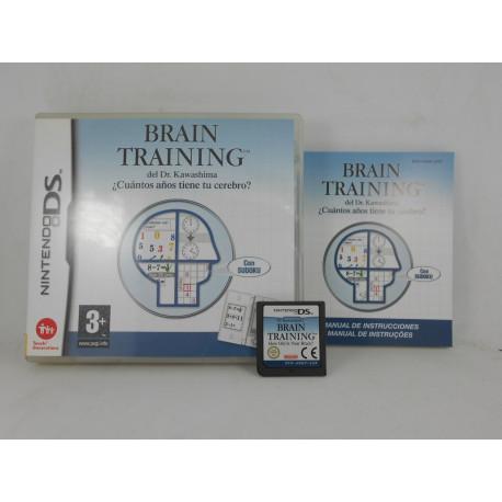 Brain Training del Dr Kawashima
